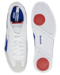 Reebok White Royal Truth Trainers for men