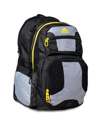 Adidas Gray Climacool Strength II Backpack for men