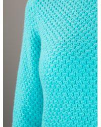 Fedeli - Green Jumper Dress - Lyst