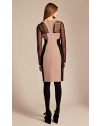Alice By Temperley - Natural Mikiro Dress - Lyst