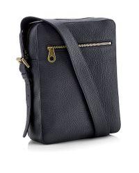 Mulberry | Black Reporter Messenger Bag for Men | Lyst