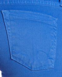 Agave - Moda Slimfit Leggings Dazzling Blue 30 - Lyst
