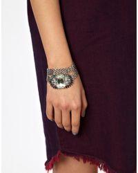 Cheap Monday | Metallic Watch Bracelet | Lyst