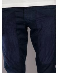 Jeckerson | Blue Chino Trouser for Men | Lyst