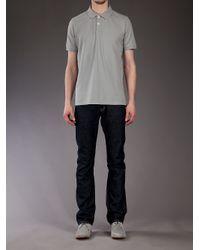 Peuterey - Gray Polo Shirt for Men - Lyst