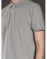 Peuterey   Gray Polo Shirt for Men   Lyst
