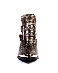 Jeffrey Campbell Black Hyatt Boot