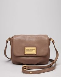 Marc By Marc Jacobs Brown Crossbody Classic Q Isabelle