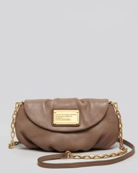 Marc By Marc Jacobs Brown Cross Body Classic Q Karlie