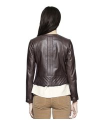 Tory Burch Brown Daphne Jacket