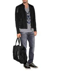 Marc By Marc Jacobs - Aviator Bag in Black Multi for Men - Lyst