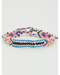 Chanael K Multicolor Brazilian Bracelet
