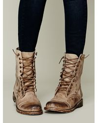 Freebird by Steven Brown Fletch Lace Up Boot