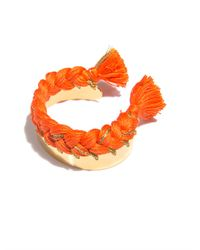 Aurelie Bidermann - Metallic Copacabana Gold-Plated Bracelet - Lyst