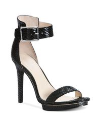 Calvin Klein | Natural Women's Vable Sandals | Lyst