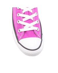 Converse Blue Ct Low Seas Trainer Shoes