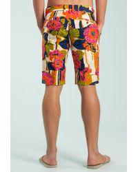 Mr Turk Multicolor Dylan Short for men