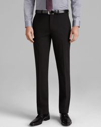 Theory - Black Marlo Slim Fit Suit Separate Trousers for Men - Lyst