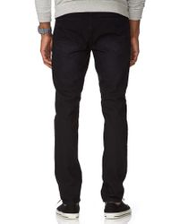 Forever 21 - Black Slim Fit- Faded Dark Wash You've Been Added To The Waitlist for Men - Lyst