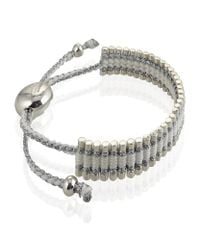 Links of London | Metallic Friendship Bracelet | Lyst