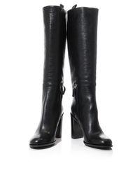 Max Mara - Black Boots - Lyst