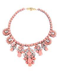 Shourouk Pink Holy Necklace