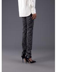 Proenza Schouler Black Skinny Jean