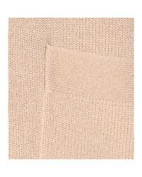 Chloé Natural Cashmere Cardigan