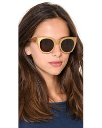 Elizabeth and James White Leary Sunglasses