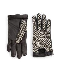 Rag & Bone | Black Beacon Gloves | Lyst