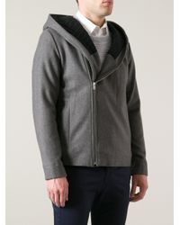 Stephan Schneider - Gray Chandler Jacket for Men - Lyst