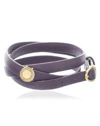 Astley Clarke - Purple Iris Diamond Cosmos Bolsena Bracelet - Lyst