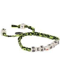 Venessa Arizaga - Green Bee Mine Ceramic Bead Bracelet for Men - Lyst