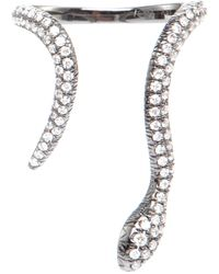 Elise Dray | Metallic Snake Necklace | Lyst