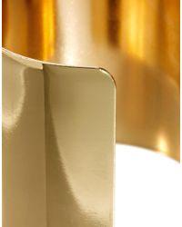 ASOS Metallic Cuff Bracelets Ring