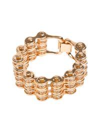 Mawi | Metallic Mawi Chunky Chain Link Bracelet | Lyst