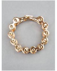 Mawi - Metallic Mawi Chunky Chain Link Bracelet - Lyst