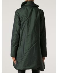 Shu Moriyama Green Shu Moriyama Padded Coat