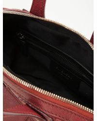 Givenchy - Red Givenchy Nightingale Mini Tote - Lyst