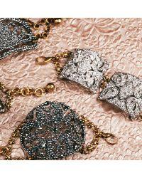 Lulu Frost | Metallic Cutsteel Bracelet  | Lyst