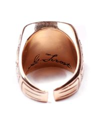 Lulu Frost - Metallic Usn Sweet Heart Ring - Lyst