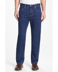 Tommy Bahama | Blue Denim 'coastal Island' Standard Fit Jeans for Men | Lyst