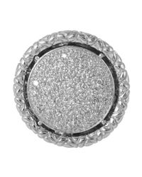 John Hardy - Metallic Naga Pave Diamond Ring - Lyst