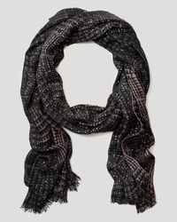 Ralph Lauren | Gray Michele Infinity Scarf | Lyst