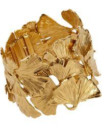 Aurelie Bidermann | Metallic 'takayama & Tangerine' Bracelets | Lyst