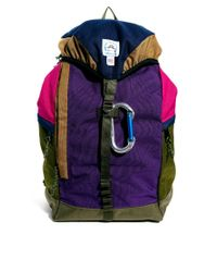 Dogeared Purple Epperson Mountaineering Large Climb Backpack for men