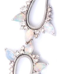 Fernando Jorge - Metallic Diamond, Opal & Gold Electric Bracelet - Lyst