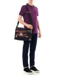 Paul Smith Multicolor Mini On Location Messenger Bag for men