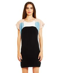Rebecca Minkoff Black Otis Dress