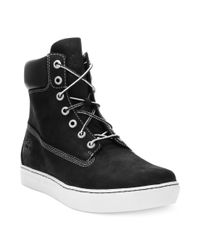 Timberland | Black Earthkeepers Newmarket 20 Cupsole 6 Boots for Men | Lyst